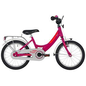 """Puky ZL 16-1 - Vélo enfant - 16"""" Alu Edition gris/rose"""